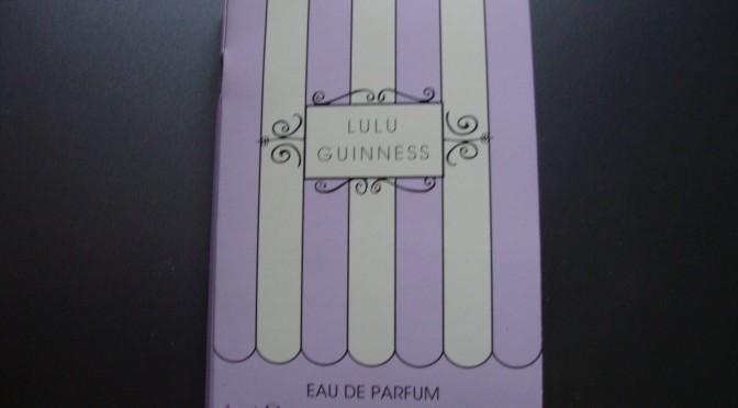 Mostra parfum Lulu Guinness