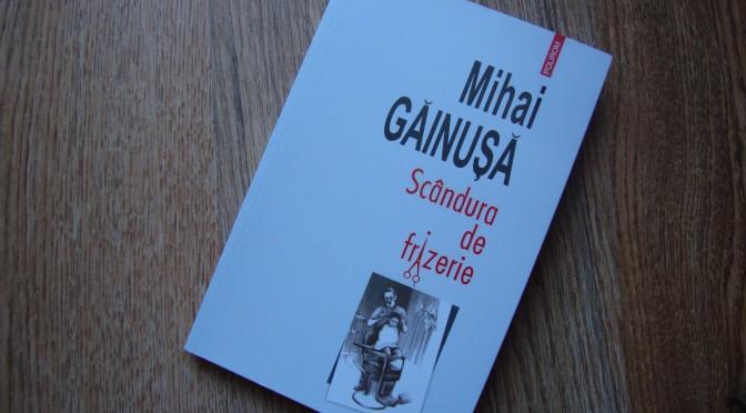 scandura de frizerie-Misu Gainusa