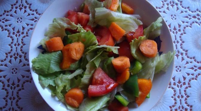 salata legume
