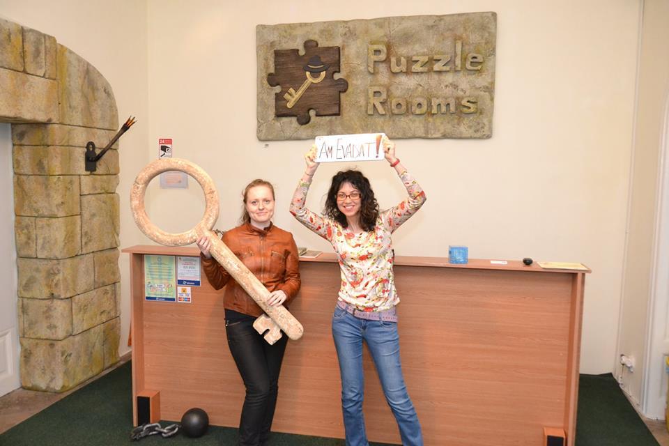 puzzle rooms-Bucuresti