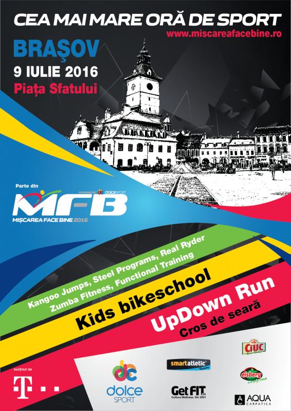 Miscarea face bine-Brasov-2016