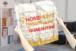 treasure hunt -prin casa