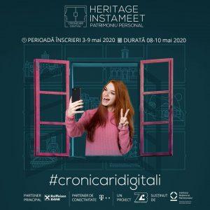 Heritage Instameet Online - Patrimoniu Personal