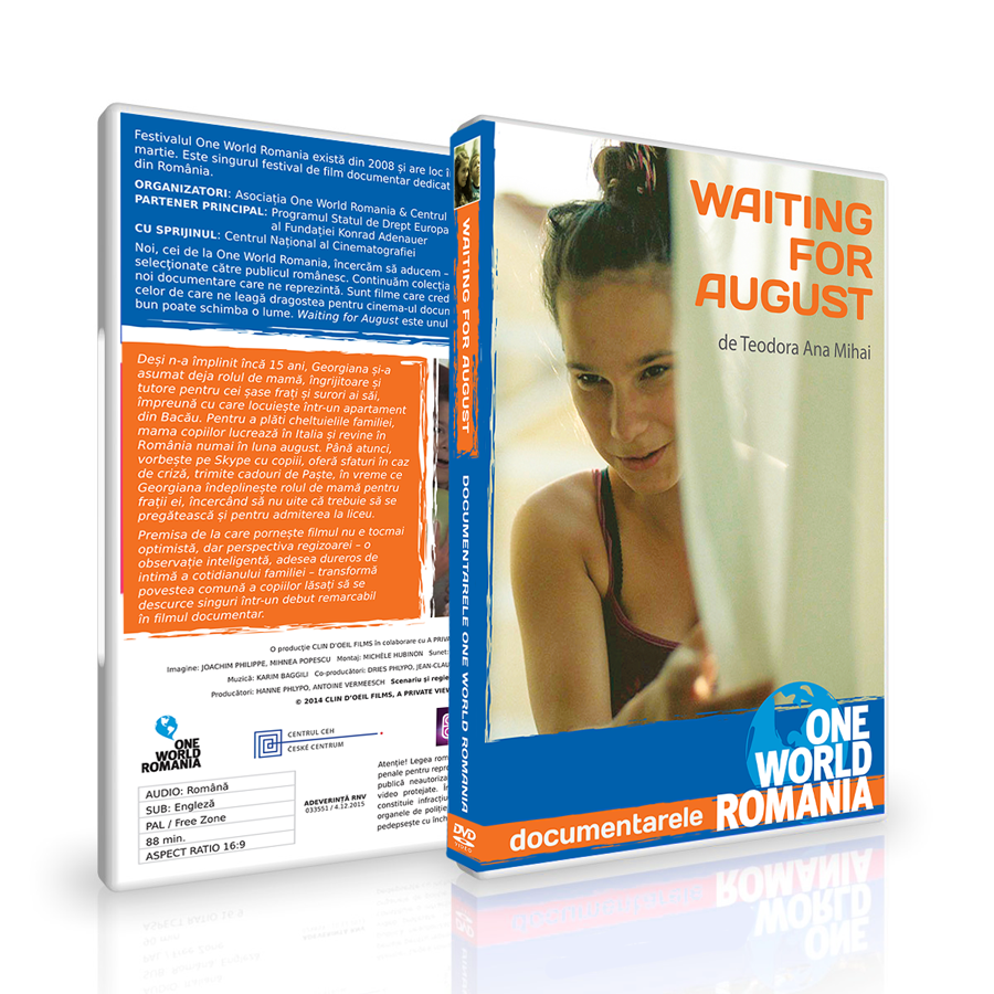Waiting for August, a film by Teodora Ana Mihai
